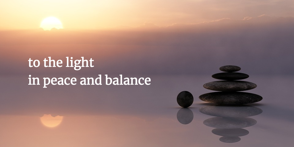 Balancing the Dark and the Light